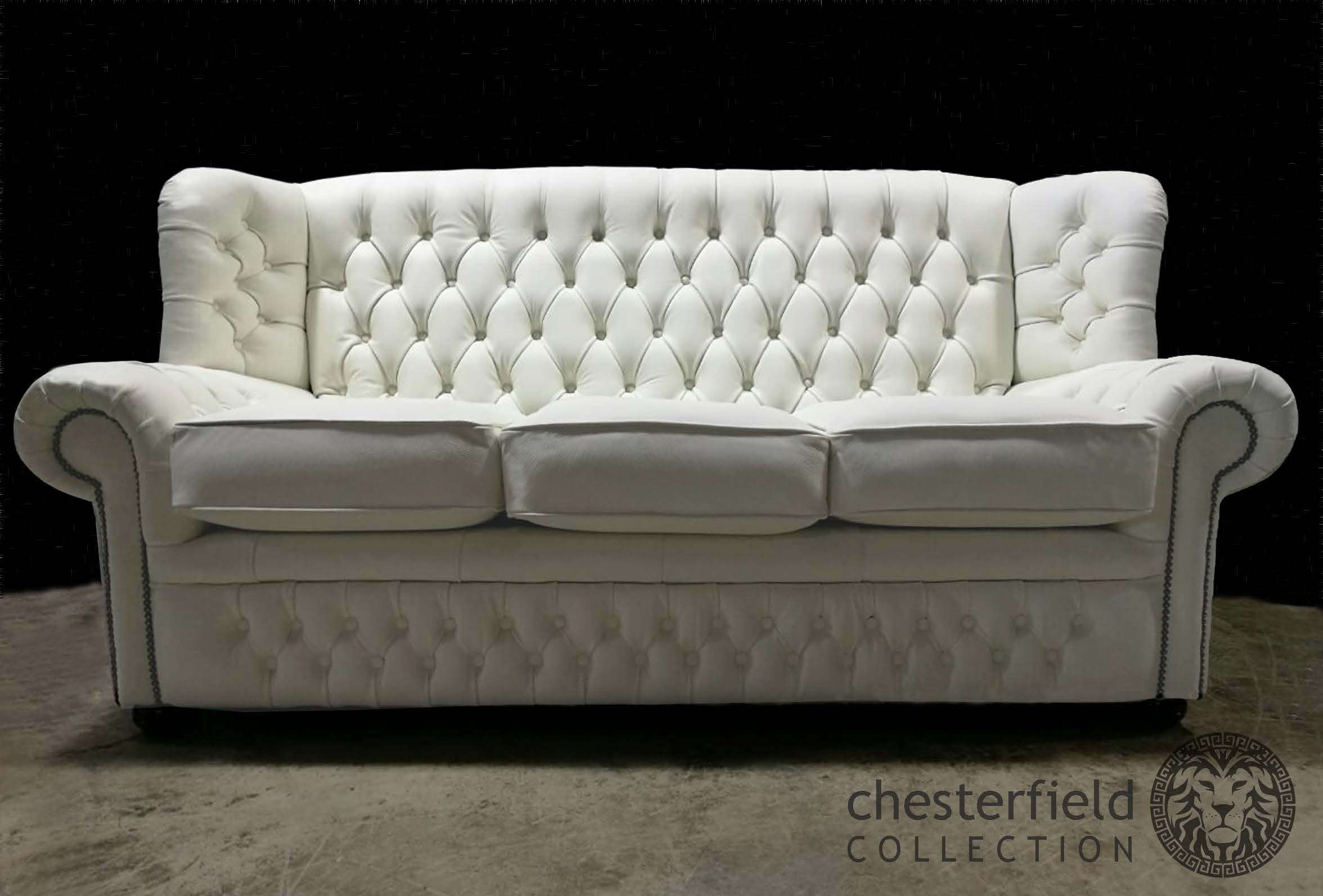 NEW CHESTERFIELD WHITE 22/03/17