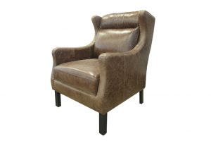 Leather Chesterfield Wing Chairs Perth Gascoigne Leather Centre